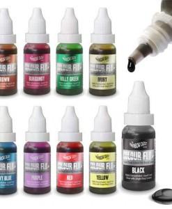 Airbrush farger