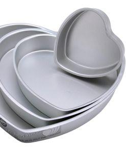 Bakeform Hjerte