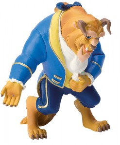 Disney Figure Belle and the Beast - Beast